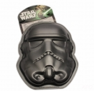 "Verleih-Backform ""Star Wars Storm Trooper"" (incl. Rezept)"