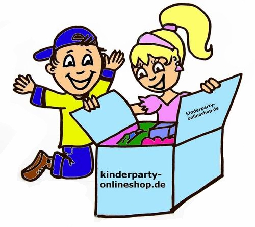 Party verleihkisten f r ihren kindergeburtstag for Party utensilien
