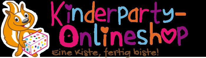 Kinderparty-Onlineshop.de-Logo