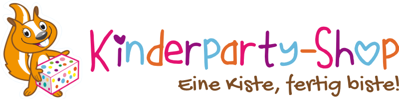 Kinderparty Onlineshop.de Logo
