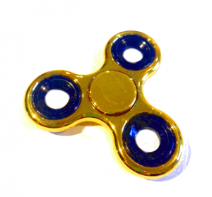 Finger Spinner Chrom