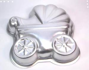 Backform Kinderwagen