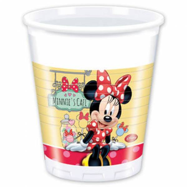 Minnie Mouse Cafe Becher (8)