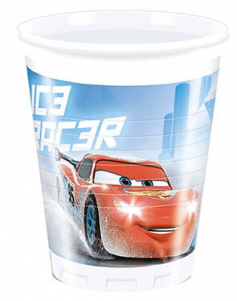 XL-Partyset CARS Ice Racer