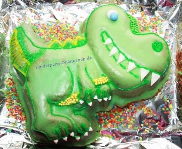Verleih Backform Dinosaurier Rezept Kindergeburstag
