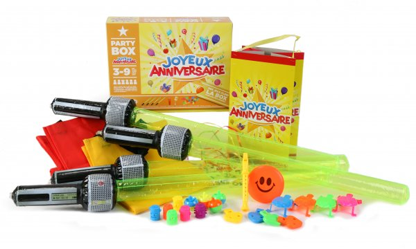 Party Box Geburtstag XXL (4 Kinder)