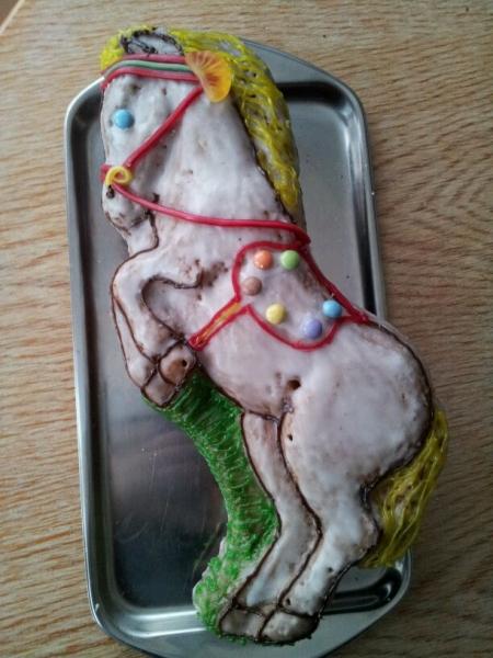 Backform Pferdchen Kindergeburstag Kindergeburtstag Spiele Ideen