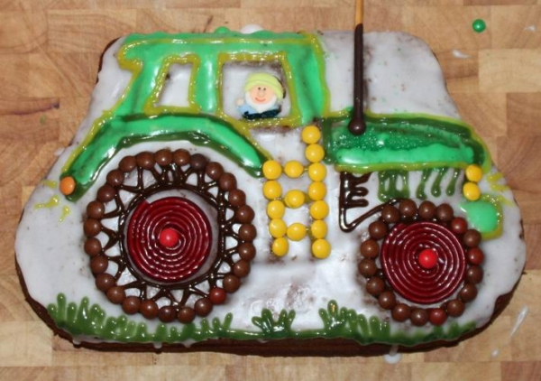 Backform Traktor Verleih